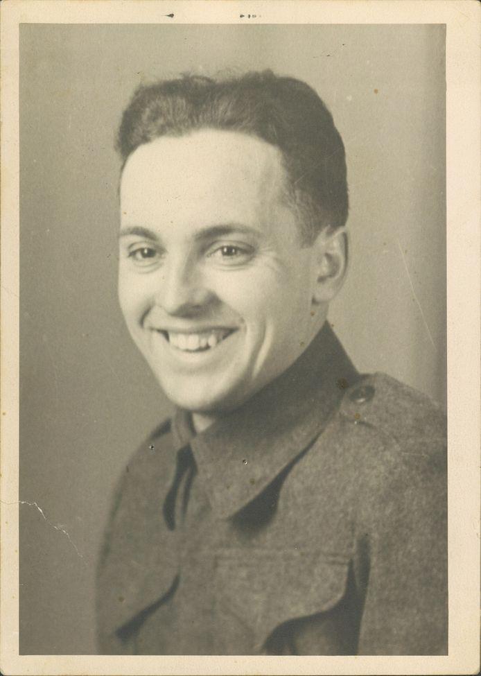 Soldaat Edward John Munro.