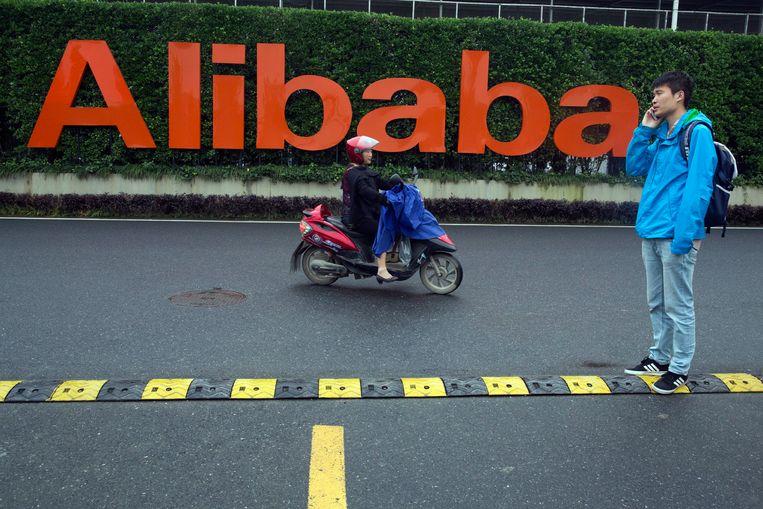 China is al langer bezig met het aanscherpen van het toezicht op bedrijven zoals Alibaba.  Beeld AP