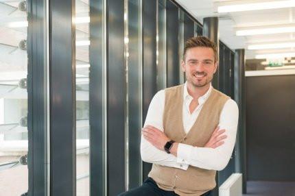 Erik van den Dobbelsteen, directeur VVV Zeeland.