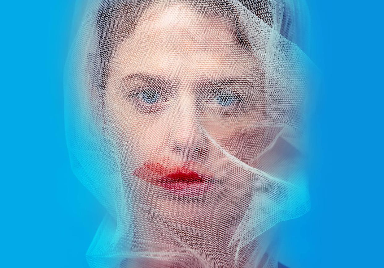 Maaike Neuville speelt Emma Bovary in 'Bovary' (KVS, Brussel). Beeld RV