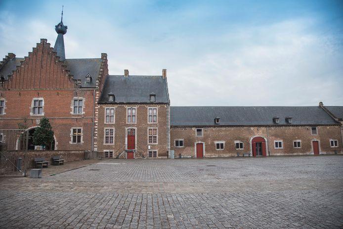 De abdij van Herkenrode in Hasselt wordt nieuw leven ingeblazen.