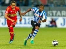 Geschorste Idzes bij FC Eindhoven vervangen door Ekangamene