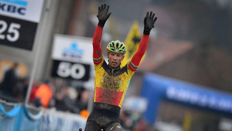 Nys won al voor de derde opeenvolgende keer in Overijse Beeld BELGA