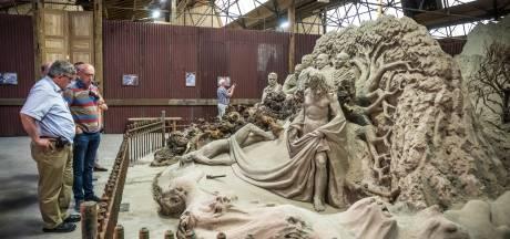 Museum Zandverhalen in Elburg gaat om middernacht al open: 'Kunnen niet wachten'