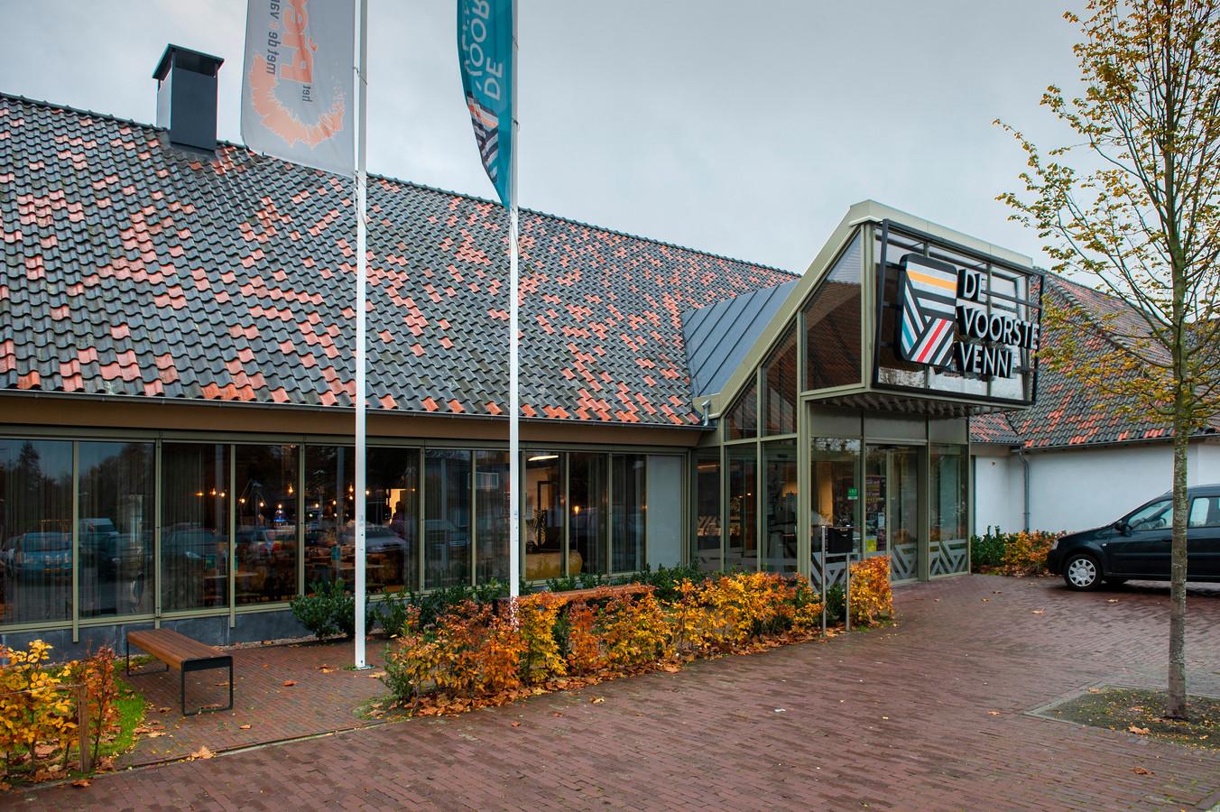 Cultureel centrum De Voorste Venne in Drunen.