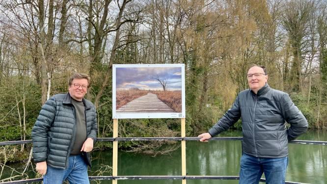 Fotoclub houdt openluchtexpositie in park van Schilde