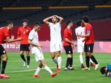 Olympisch voetbal: titelfavoriet Spanje met vijf EK-gangers niet langs Egypte, pak slaag voor Frankrijk