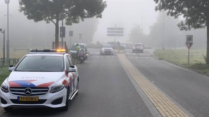 Opnieuw fietser aangereden op beruchte rotonde in Doetinchem