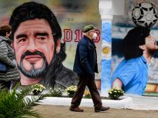 Deux filles de Diego Maradona entendues dans le cadre de l'enquête sur sa mort