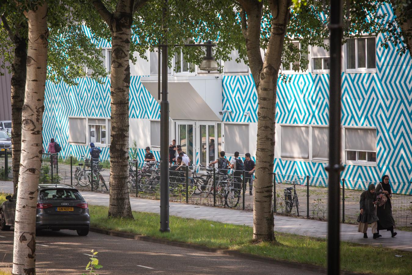 Het Cornelius Haga Lyceum is een islamitische school voor voortgezet onderwijs.