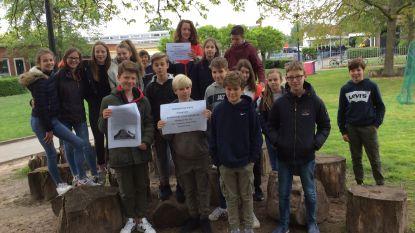 Leerlingen Erasmus organiseren 'Klimaatles voor iedereen'