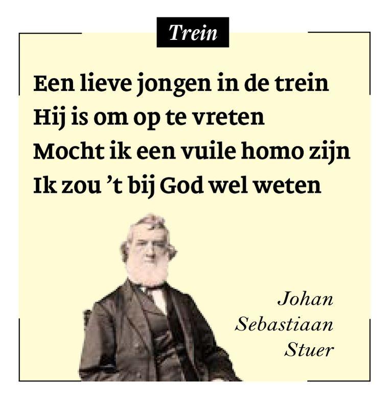 Trein Beeld Johan Sebastiaan Stuer