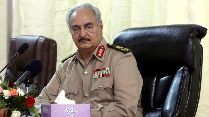 "Regering Libië: ""Frankrijk steunt krijgsheer Haftar"""