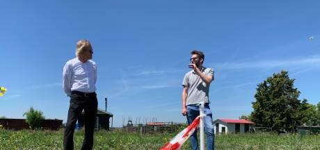 Nieuw grondonderzoek naar aanwezigheid PFOA in Sliedrechtse polder