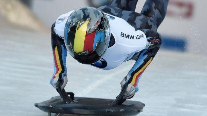 Kim Meylemans eindigt als twaalfde in Sankt Moritz