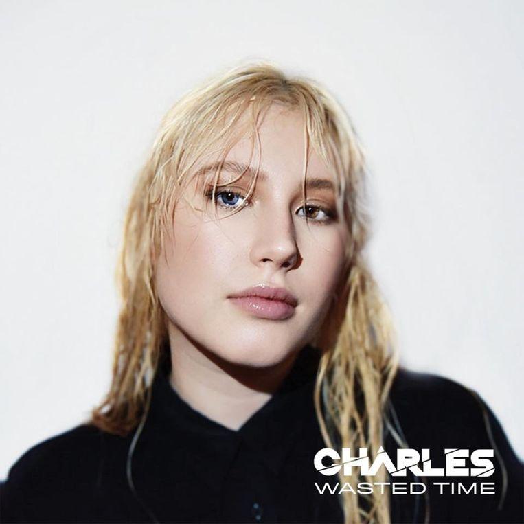 De Brusselse Charlotte 'Charles' Foret werkte mee aan het nummer. Beeld RV
