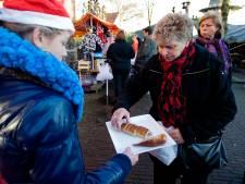 Kerstactie in Hulst: Banketstaven tegen eenzaamheid