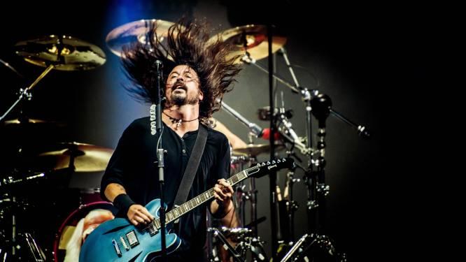 Foo Fighters brengen als de Dee Gees een discoalbum uit