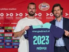 PSV pikt Davy Pröpper voor een prikkie op