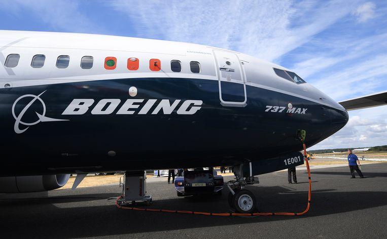 Honderden 737 Max's die bijna twee jaar aan de grond hebben gestaan moeten weer tot leven worden 'gekust'. Beeld EPA