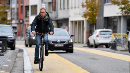 Fietsrapport is klaar: regio scoort onder Vlaams gemiddelde
