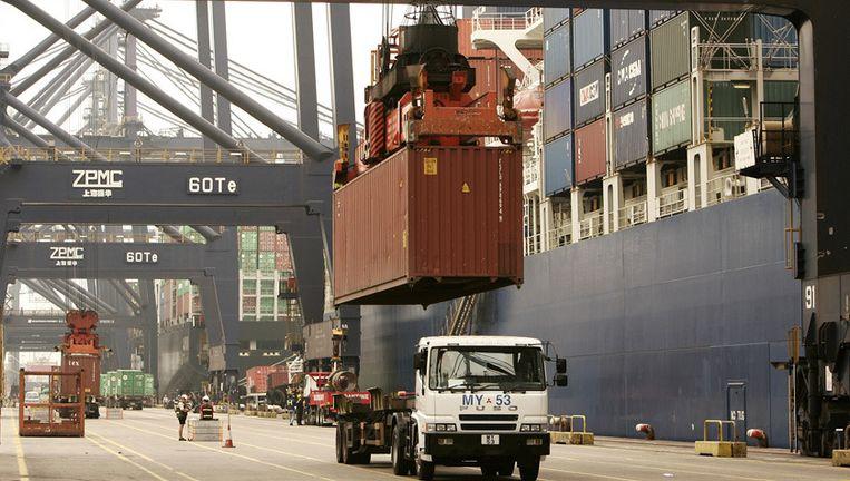 Import van inox uit China bedreigt volgens de vakbonden 5.000 jobs. Beeld PHOTO_NEWS