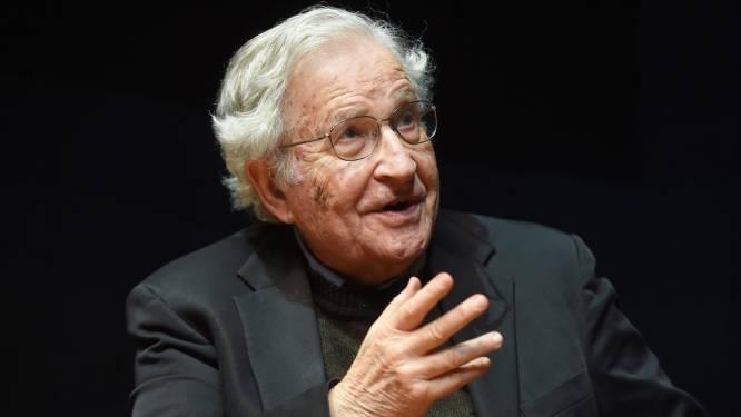 """Bekende academicus Chomsky: """"Russiagate ongewenste 'afleiding' van veel belangrijkere kwesties"""""""