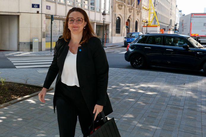 Gwendolyn Rutten, burgemeester van Aarschot, wil het meerjarenplan toelichten op locatie in de betreffende deelgemeenten.
