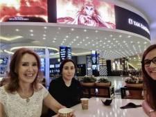 'Gegijzelde' prinses Latifa na aantal maanden weer in beeld