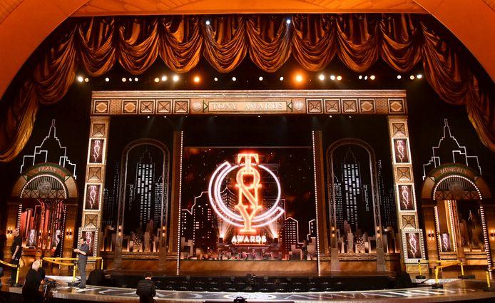De Tony Awards worden uitgesteld.