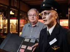 De hobby van Jaap liep 'een beetje uit de hand': duizenden treinkaarten, vliegtickets en trambiljetten
