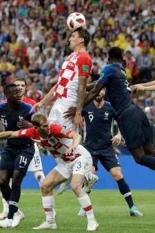 Mandzukic zorgt voor unicum met eigen goal in WK-finale