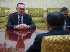"""La Corée du Nord accuse les États-Unis de """"chantage nucléaire"""""""