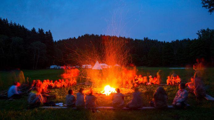 In Oisterwijk wordt eind mei gezocht naar de beste kampvuurmuzikant