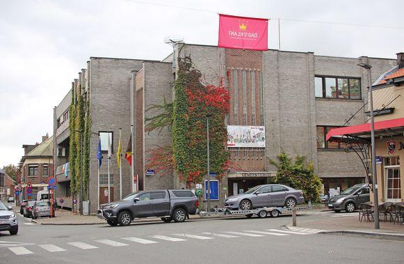 MERCHTEM: Gemeentehuis Merchtem.