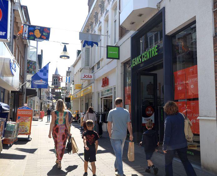 Er wordt druk nagedacht over de toekomst van de Noordstraat.