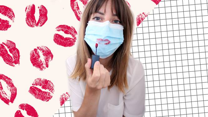 Sophie test: de beste lipsticks die wél onder je mondkapje blijven zitten