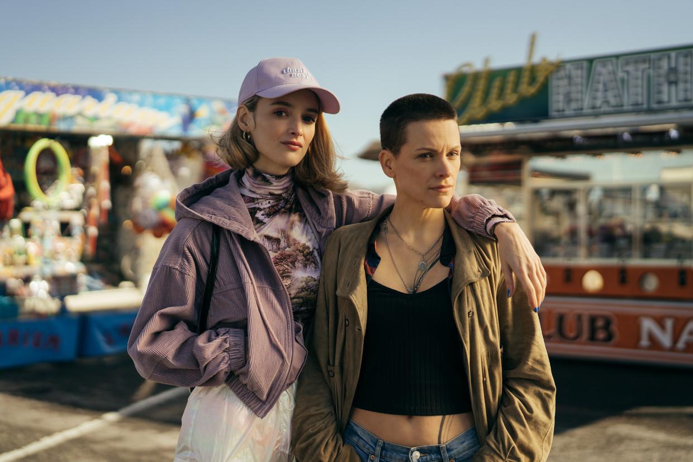 Cheyenne & Lola Beeld VRT