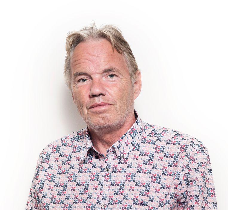 Peter de Waard. Beeld Els Zweerink