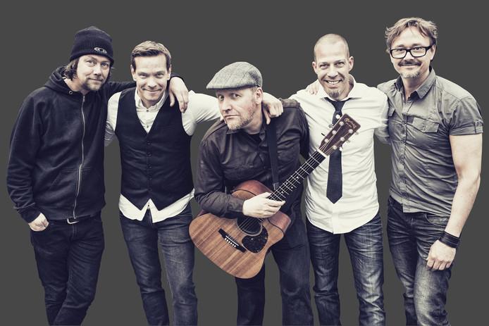 Fjelding uit Denemarken staat zaterdag 9 juli op het podium van Utopia in Drunen.