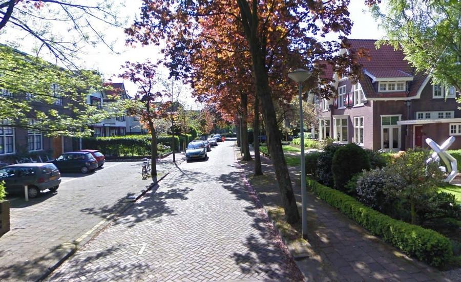 De Prinsesselaan in Beverwijk