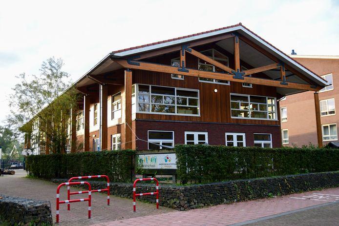 De locatie Bijstergoed van de Gabriëlschool in Putten.