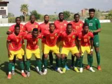 Deze voetballer werkte zich in vijf jaar tijd op van amateur naar prof en is nu international van Guinee
