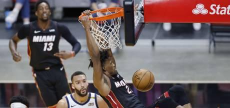 Miami Heat in topweek ook te sterk voor Utah Jazz