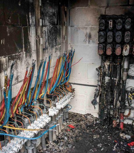 Honderden adressen getroffen door stroomstoring Cadzand-Bad