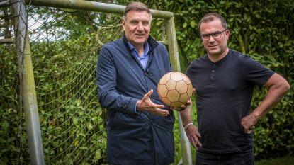 """Deze bal vliegt de wereld rond, van Caje... tot bij Messi? Initiatiefnemer doet zijn verhaal: """"Tonen dat alles mogelijk is"""""""