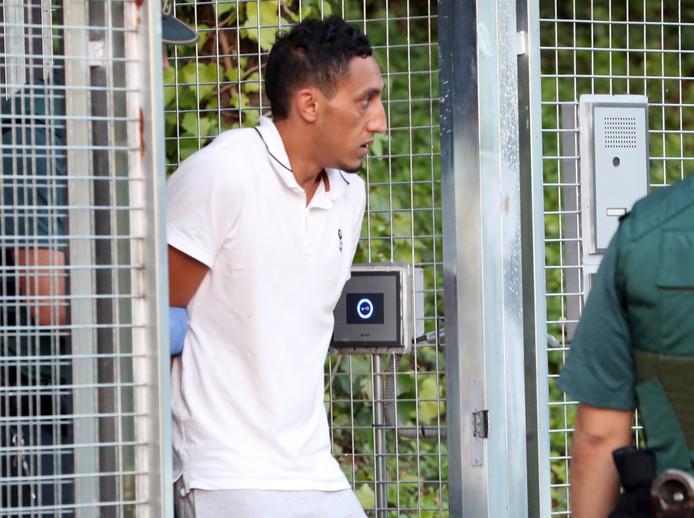 Driss Oukabir wordt vandaag voorgeleid, zijn neef werd aangehouden in Marokko.