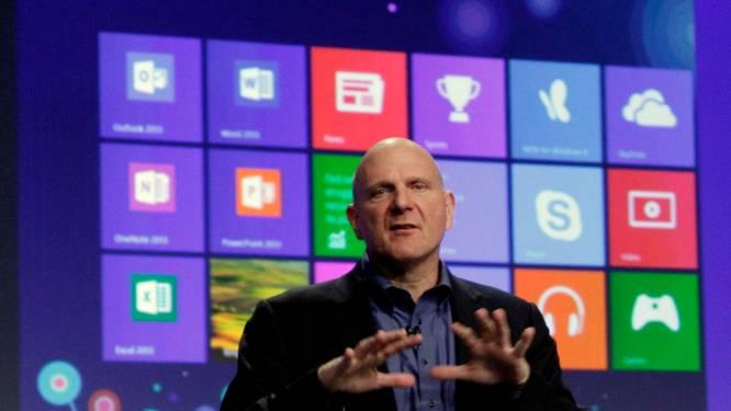 Microsoft presenteert Windows 8 en tablet Surface
