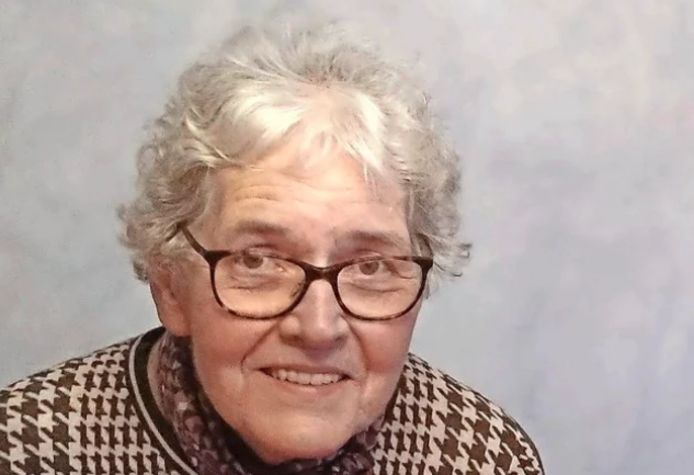 Gerda Mooij is sinds zondagmiddag vermist