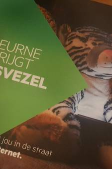 Glasvezel Deurne: onbegrip over zet van KPN